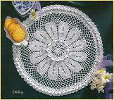 Crochet Darling Our Favorite Doilies Designed by Delsie Rhoades
