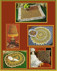 Crochet for the Home - Free Crochet Decor Patterns